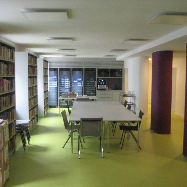 Umbau Modernisierung Studentenwohnheim